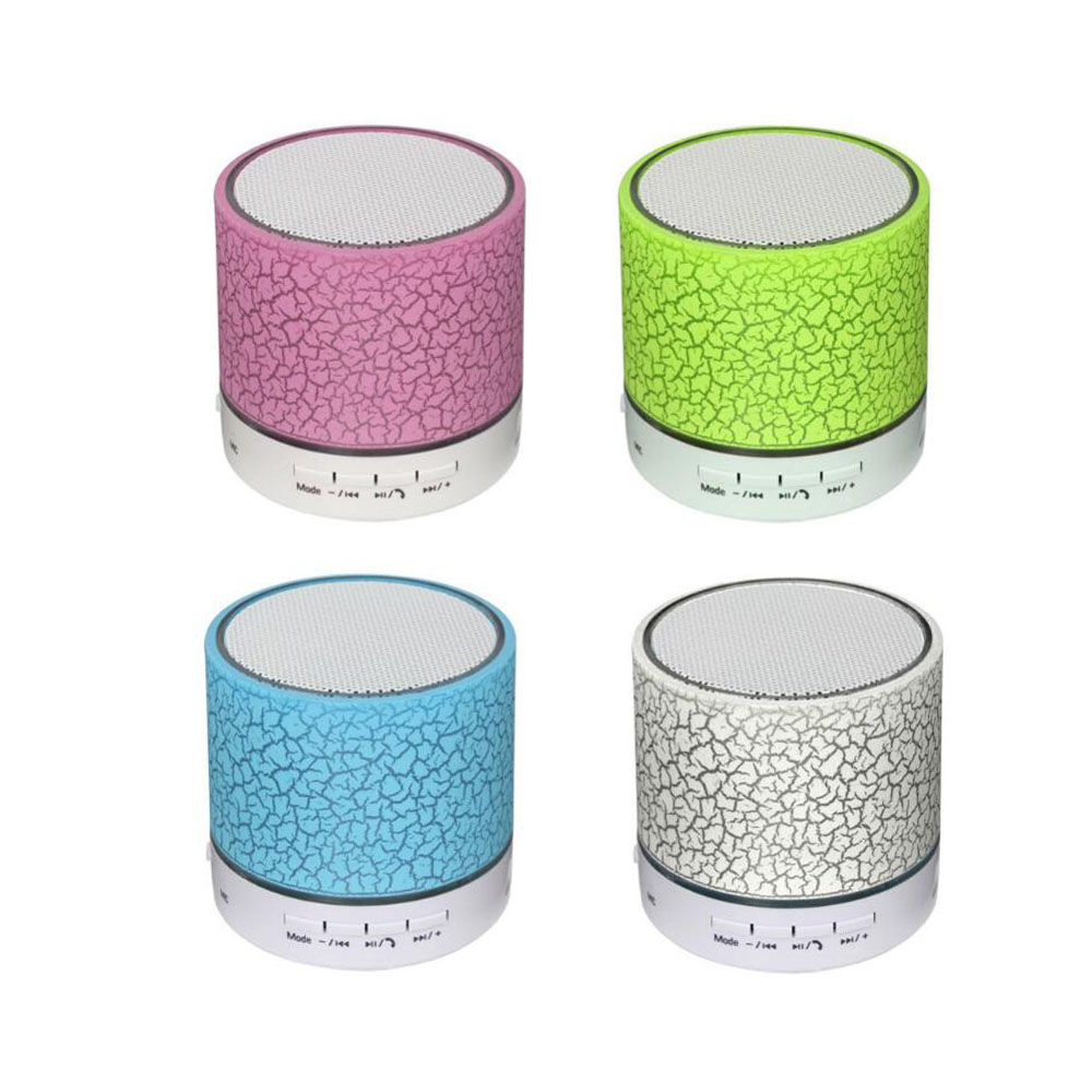 Chimole 120pcs Mini Wireless Bluetooth Speaker Usb Speakers Integral Audio Cooper Amplfier Wiring Harness R55 R56 R57 Portable Music Sound Box Subwoofer Hand Free Call Led