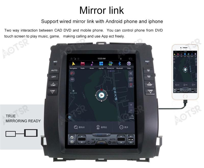 Top Android 7.1 Car GPS Navigation car DVD Player For KIA Sportage 2016+ Tesla style radio tape recorder auto headunit multimedia 18