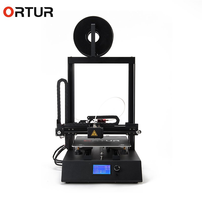 Distribuidor Mayorist Ortur4 Hotbed Autoleveling Calibration LCD 3d Printer High Precision 3d Doll Making Machine Imprimante 3d