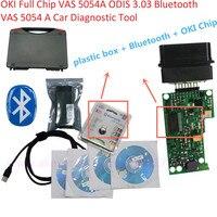 Vas5054A Original OKI Chip Diagnostic Tool ODIS V3 0 3 Vas 5054A With Bluetooth Supports UDS