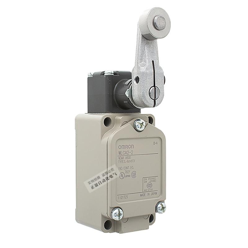 Original imported genuine Omron OMRON limit switch Stroke switch WLCA2-2Original imported genuine Omron OMRON limit switch Stroke switch WLCA2-2