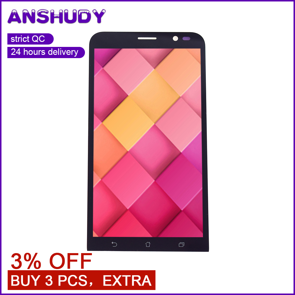 <font><b>ZB551KL</b></font> LCD <font><b>Display</b></font> Touch Screen Digitizer Assembly For Asus Zenfone Go TV <font><b>Display</b></font> Screen <font><b>ZB551KL</b></font> <font><b>Display</b></font> TD-LTE X013D X013DB image
