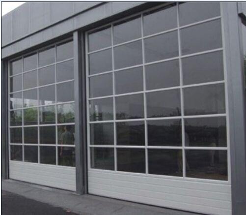Rapid Door, Roll Up Door, Transparent Door For Commerical Use