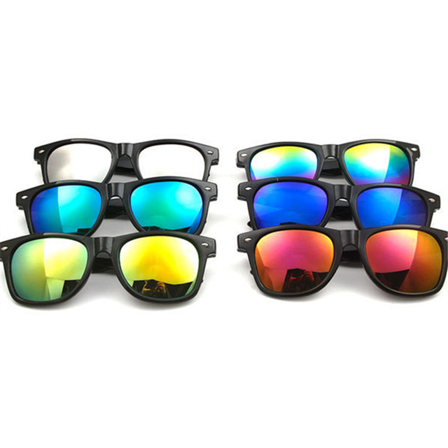 2a914b9805 Óculos Femininos masculinos óculos de Sol Óculos Moldura Preta UV400  Condução Óculos de Sol Das Mulheres