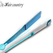Straightening Irons Brush Electronic Corrugated Curling Styling Tools Flat Iron Plancha Pelo Profesional Hair Straightener Comb