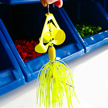 Peche Fishing Pesca Lure Tackle Fish Lures Isca Artificial Spoon Spinner Bait Articulos De A La Carpe Leurre En Mer Spinnerbait