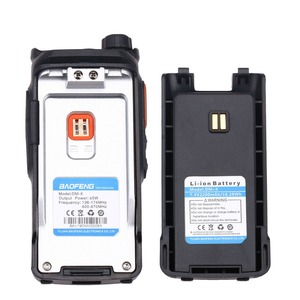 Image 5 - 2020 Baofeng DM X GPS מכשיר קשר כפול זמן חריץ DMR דיגיטלי/אנלוגי DMR מהדר שדרוג של DM 1801 DM 1701 DM 1702 רדיו