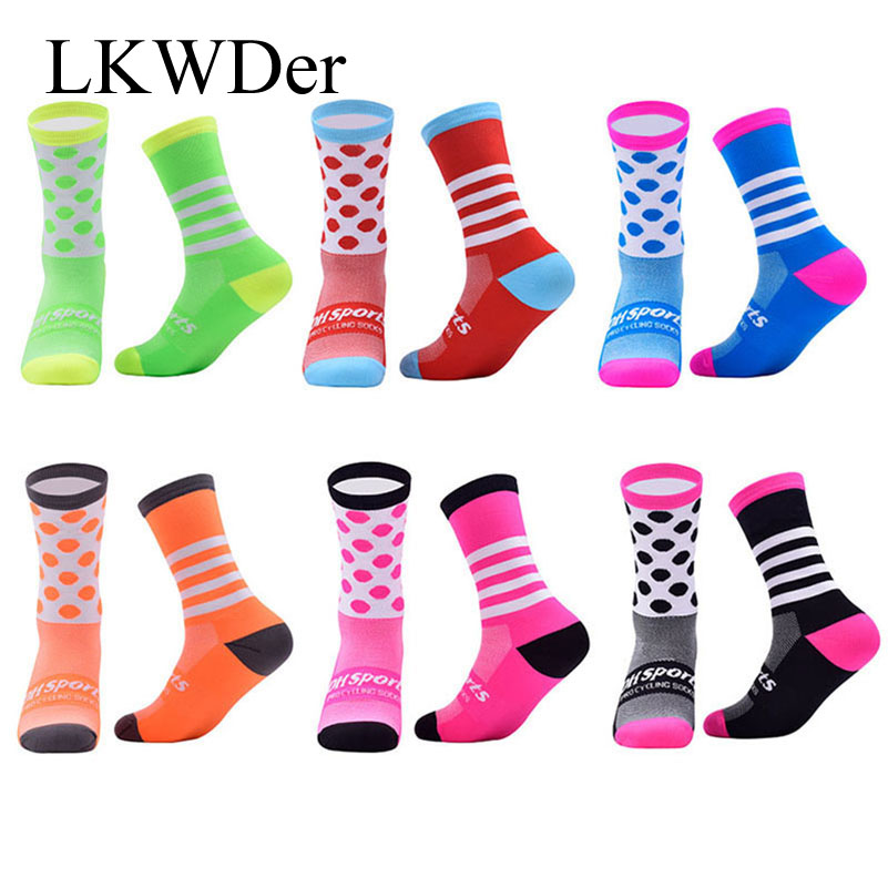 1 Pair Men Compression Socks Women Elasticity Anti-fatigue Breathable High Quality Durable Socks Calcetines Meias Spring Winter