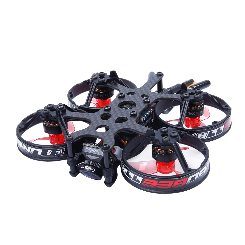 Image 2 - iFlight TurboBee 77R 2 4S FPV Racing Whoop RC Drone SucceX Micro F4 12A 200mW Turbo Eos2 PNP BNF-in Parts & Accessories from Toys & Hobbies