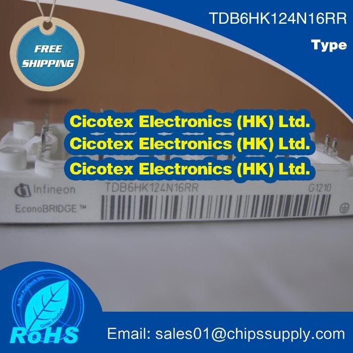 TDB6HK124N16RR IGBT ModuleTDB6HK124N16RR IGBT Module