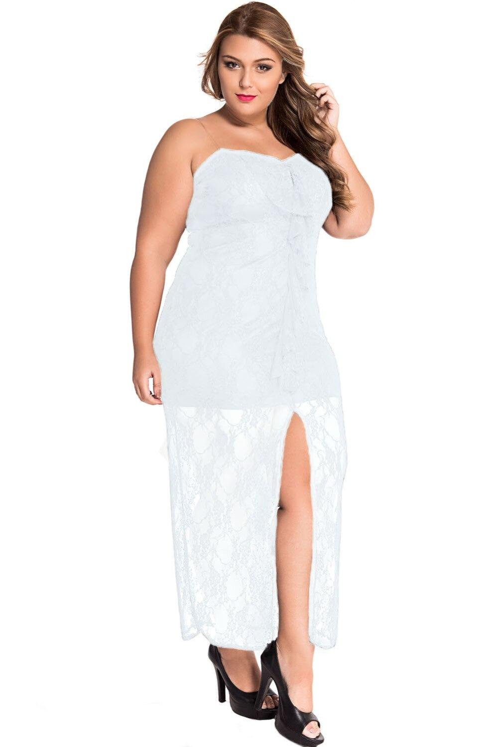 Online Get Cheap White Dress for Curvy Women -Aliexpress.com ...