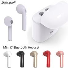 Cordless Headphone Bluetooth Earphone Mini Wireless Earpiece Stereo Sport in ear Earbuds Headset For iPhone Samsung xiaomi Phone