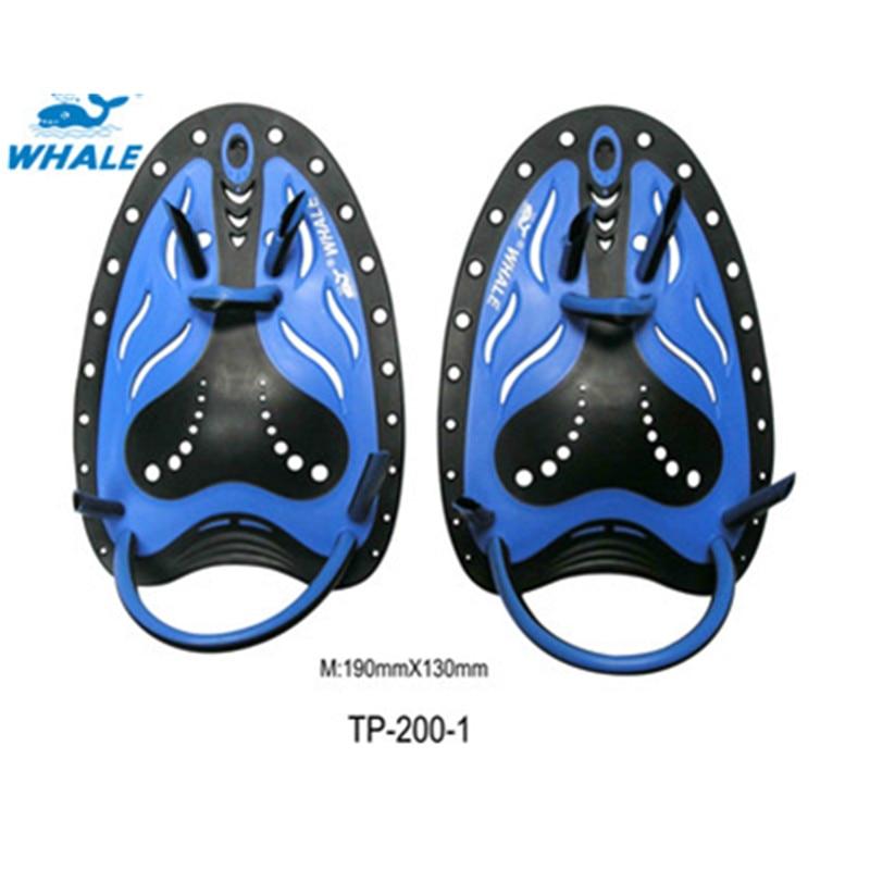 gozluk Justerbar silikonhandbadning Trax Paddlar Fins Flipper Webbed Training Pool Dykning Neoprenhandshandskar Padel Aletas