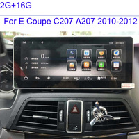 Android Car Deck Android Video Integration for Mercedes Ben z E Class Coupe A207 Convertible Right Hand Driving Available
