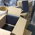 Painéis solares do silicone do cristal da eficiência elevada único 5 v 6 v 5w 6w 1a