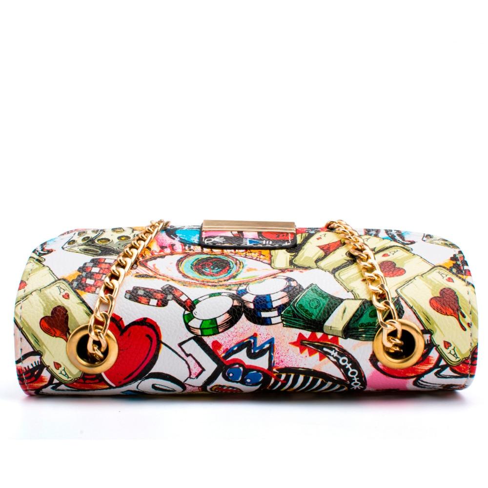 2019 New Fashion Female Shoulder Bag Lady Chain handbag women messenger bags crossbody bag bolsas femininas
