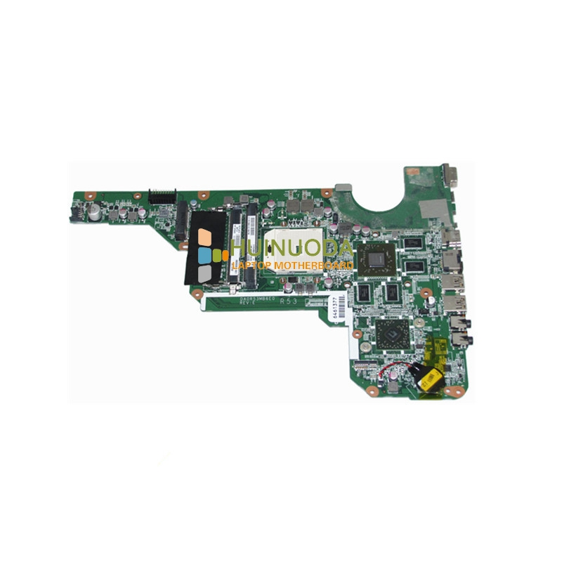683030-001 Main Board For Hp Pavilion G4 G6 G4-2000 G6-2000 G7Z-2100 Laptop Motherboard HD 7670M DDR3 with Free CPU  free shipping 683030 001 683030 501 for hp pavilion g4 g6 g4 2000 g7 g6 2000 motherboard r53 da0r53mb6e0 da0r53mb6e1