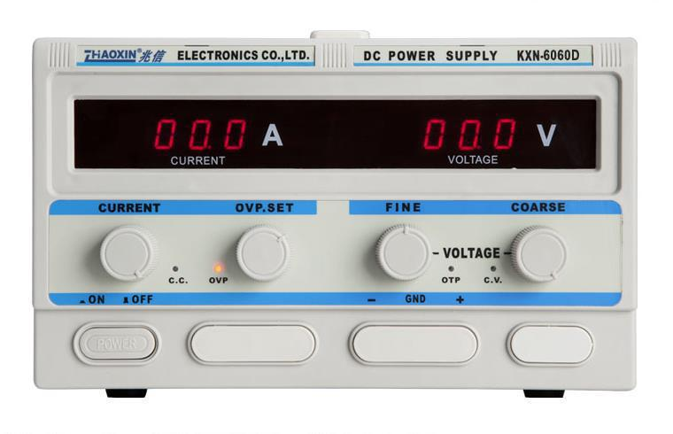 high quality KXN 6060D High power Switching DC Power Supply 0 60V Voltage Output 0 60A