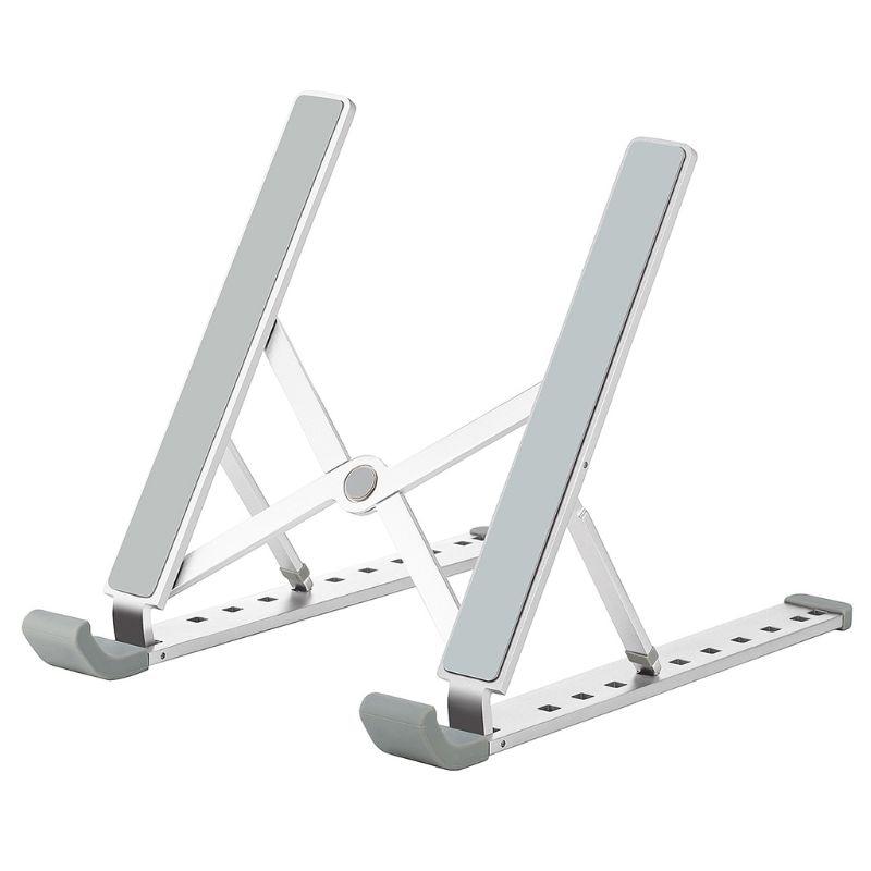 1PC Foldable Aluminum Desk Stand Adjustable Holder iPhone iPad Tablet SS3