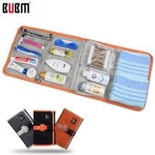BUBM numérique recevoir sac de stockage Portable Voyage Organisateur articles de toilette sac électronique accessoires 2 taille S L noir gris or