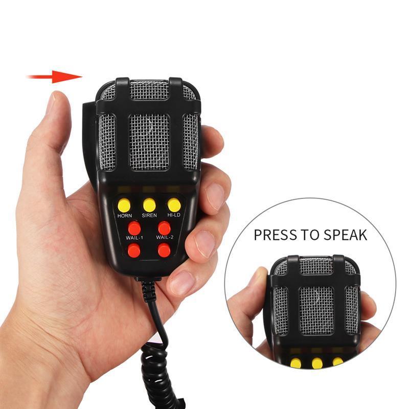 car public address system,Car Public Address Horn Speaker System with Emergency Sirens