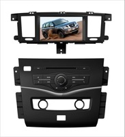MTK3360 512Mb Faster Speed WINCE 6 0 Car DVD Player Gps For Nissan Patrol 2014 2015
