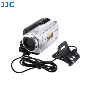 JJC Remote-Control Photograph SONY DV for Handycam Camcorders with A/V-Connector Replaces