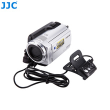 JJC Remote Control Photography Video Controller DV for SONY Handycam Camcorders with A/V Connector Replaces RM AV2