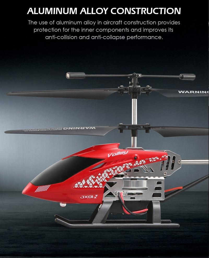 JJRC helikopter Spencers Limo 3