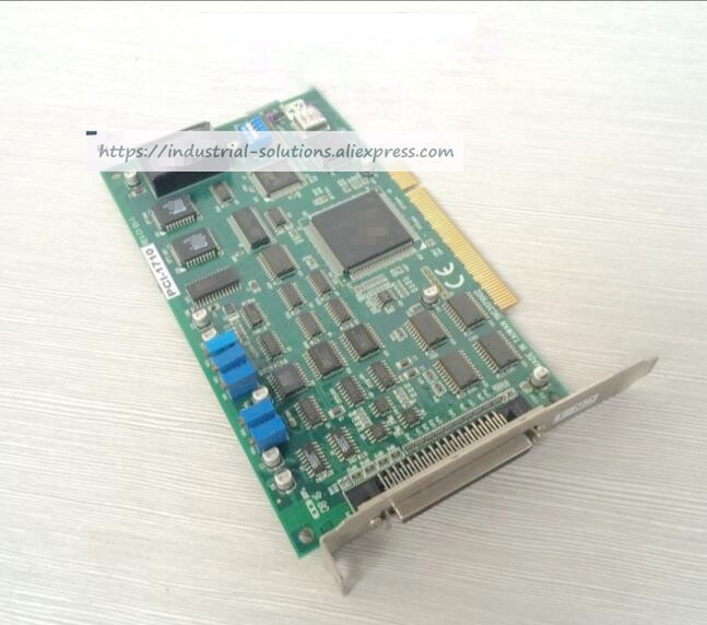 Original PCI-1710 REV.C1 data card 100% tested perfect quality g45fmdvp32db 32m pci card f7003 0301 100