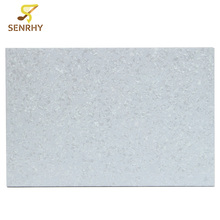 Senrhy 290x430x2.3mm Pearl White Guitar Bass Blank Plate Pickguard Blank Material for Electric Bass Instruments Parts Hot Sale