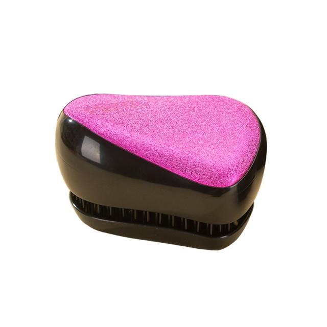 Hipidog 1 Piece Magic Hair Comb Brush Detangling Tangle Shower Hair Brush Comb Colorful Massage Hair Styling Tool