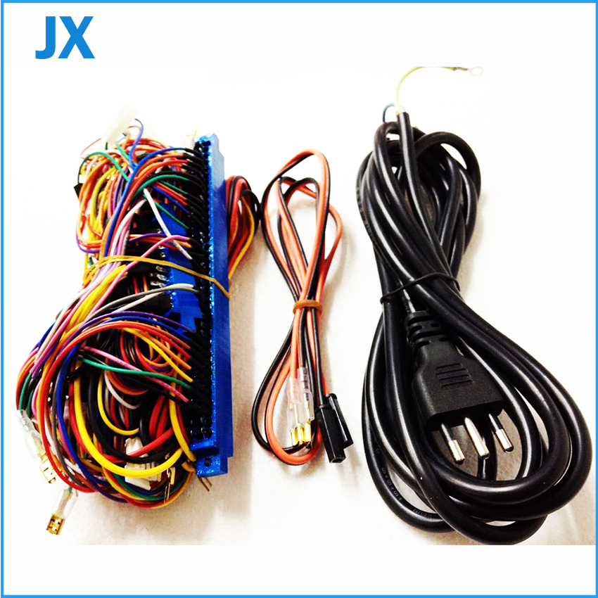 36Pin+10Pin Harness For casino game pcb and red board Slot arcade game machine