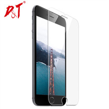 DT 9H 2.5D Premium Tempered Glass Film For iPhone 4/4S/5/5S/5SE/6/6S Plus Screen Protector protective film case +Clean tools