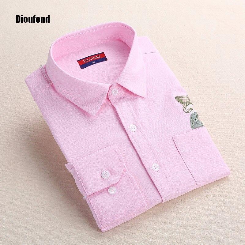 HTB1Xf73OpXXXXabXFXXq6xXFXXXK - New Blouse Shirts Print Fox on Pocket Shirts Lady Tops