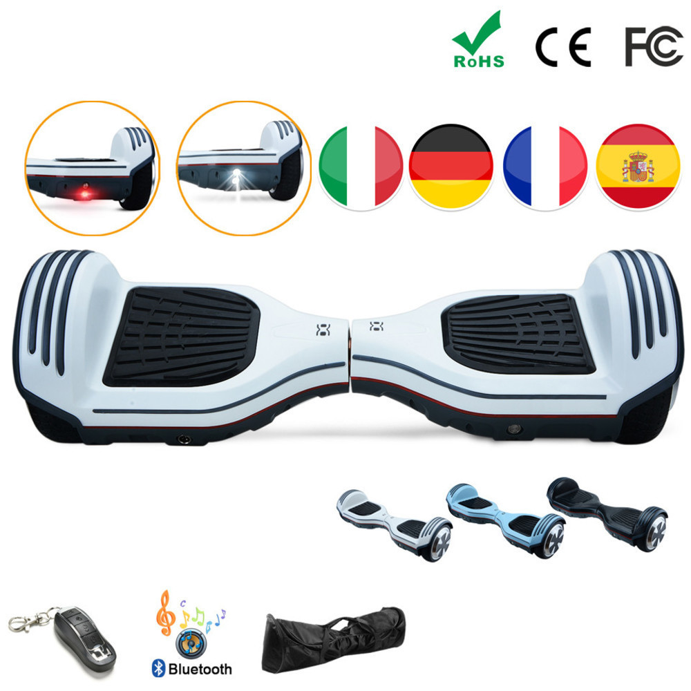 Hoverboard 6.5 Inch Patinete Electrico Adulto Patin Scooter Kerstcadeau