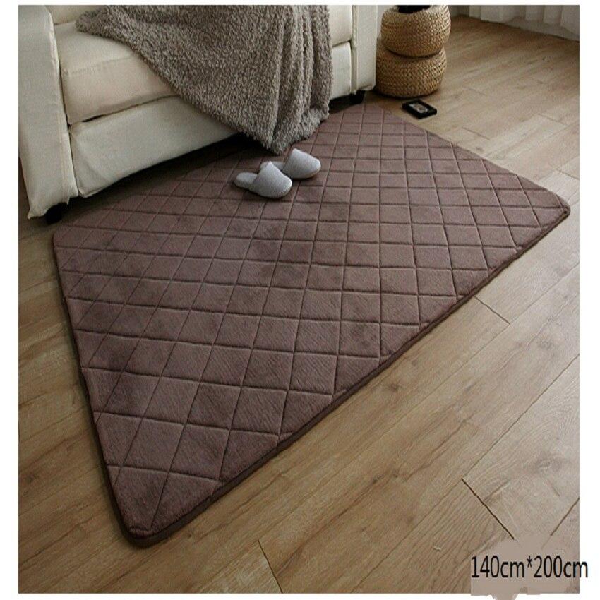 nice rug fleece velvet carpets and rugs for living room area rug and carpet for bedroom tapete. Black Bedroom Furniture Sets. Home Design Ideas