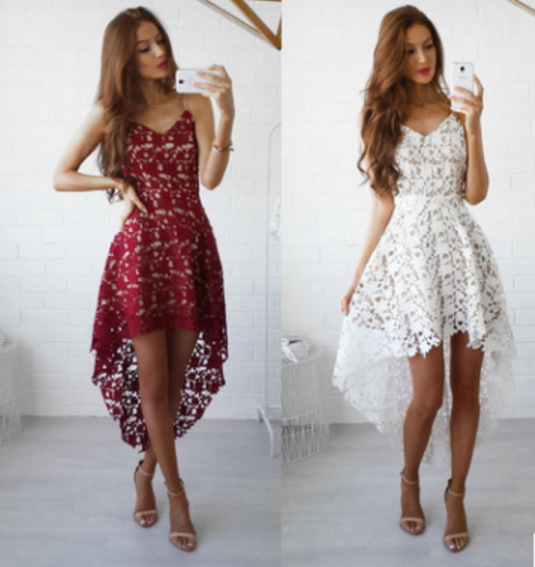 Short Homecoming Dresses 2020 Elegant Burgundy A Line Off Shoulder Lace Party Special Occasion Gown Robe Courte Vestido De Festa