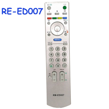 New Replacement Remote Control RM-ED007 REMOTE CONTROL FOR SONY TV