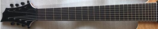 8 chaîne guitare cou bonne qualité