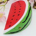 MUQGEW 2017 Hot Sale Jumbo Slow Rising Squishies Toys Scented Squeeze watermelon Stress Relief Toy Phone Straps Kids Wholesale