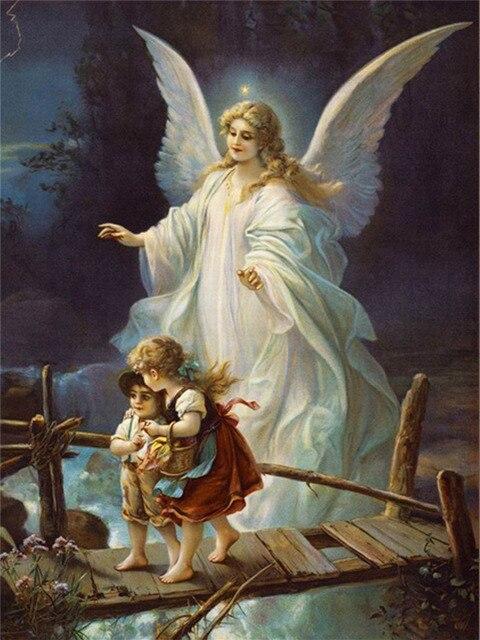 Tableau poétique des fêtes chrétiennes - Vicomte Walsh - 1843 - (Images et Musique chrétienne) Guardian-angel-diy-diamond-paint-Home-Decoration-ross-stitch-full-drill-free-shipping.jpg_640x640