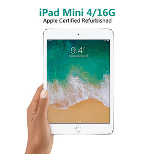 Apple iPad Mini 4 7.9 inch with Wi-Fi 2 gb RAM 16 gb Flash Disk ROM Tablet PC (Apple