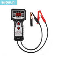 ALL SUN 12V CCA Digital Automotive /Car Battery Tester for Cold Temperature /Battery Load /Charging Voltage /Starter Motor EM577
