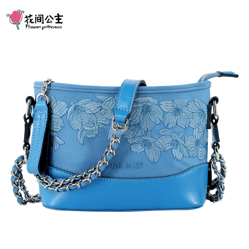 Embroidery Women Handbags Fashion