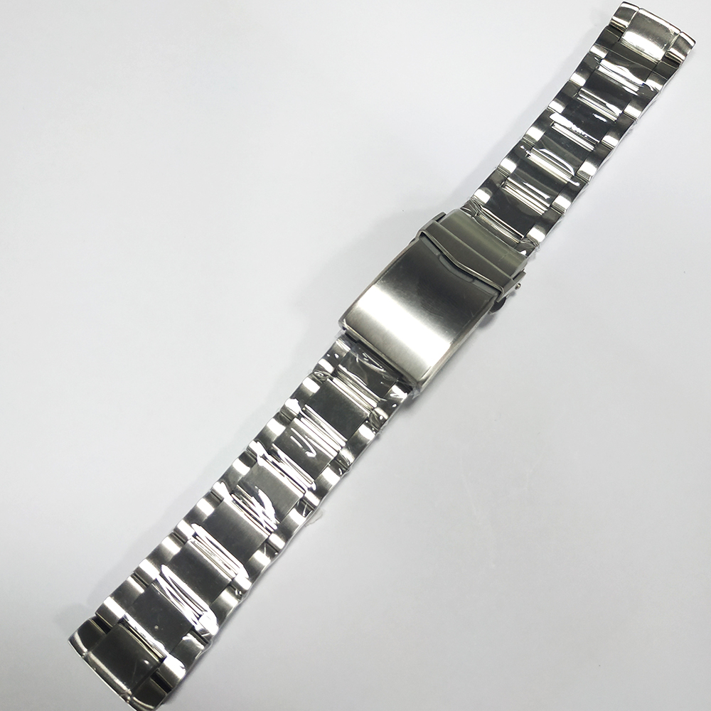 San Martin 62MAS stainless steel watch strap high quality watch Replacement bandSan Martin 62MAS stainless steel watch strap high quality watch Replacement band