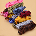 120 cm new design rope shoelaces slip outdoor sports hiking round casual sneakers shoelaces skate boot shoe laces strings