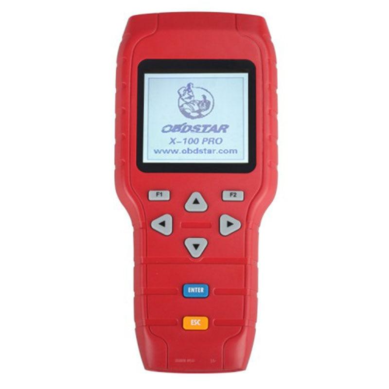 OBDSTAR X-100 PRO Auto Key Programmer (C+D) obdstar X-100 Programmer Car key Programmer ECU withMMO Odometer OBD Software EEPROM