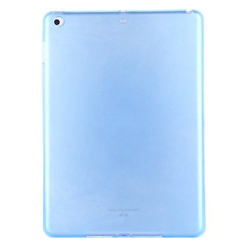 Protective Case For iPad 9.7 inch 2017 Ultra-thin Rubber Scratch Resistant Soft Case Cover For ipad 9.7Inch 2017 Tablet Lahore