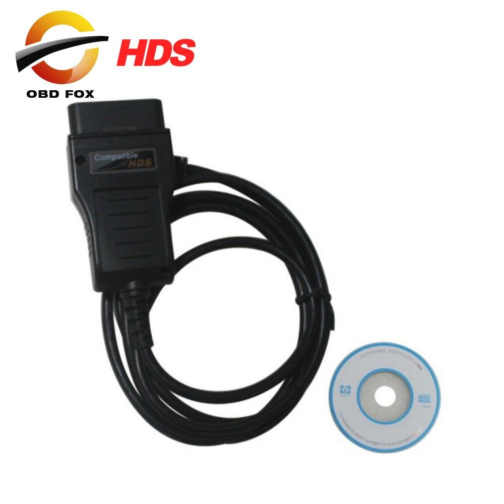 Prix pour 2017 Top vente HDS Câble OBD2 Câble De Diagnostic Pour HONDA Multi-langauge HDS interface Livraison Gratuite
